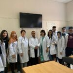 On September 16, 2021 at the Department of Biological Chemistry there was a meeting with the graduate of NUPh Bashar Jabar Ali Al-Sahlani